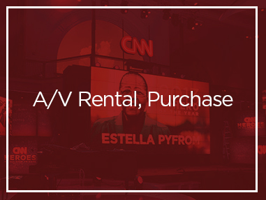 A/V Rental, Purchase