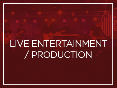 Live Entertainment/Production Category