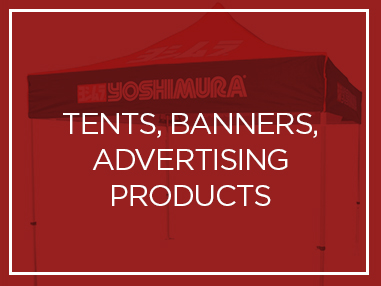 Tents, Banners, Advertising Products Category
