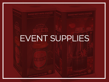 DSRS – Event Supplies
